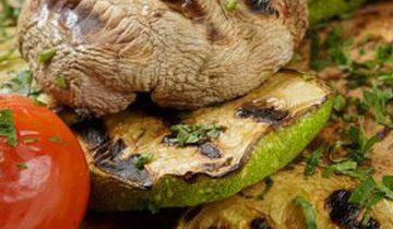 Mix legume la grill